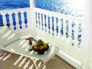 Pasha Room Balcony