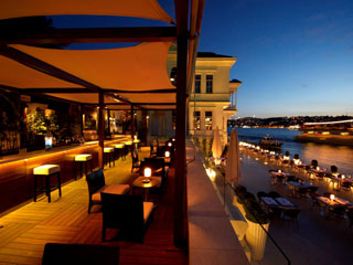 Terrace Bar Bosphorus View